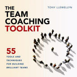 Omslag - The Team Coaching Toolkit