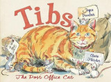 Omslag - Tibs the Post Office Cat