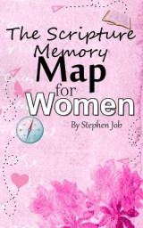Omslag - The Scripture Memory Map for Women