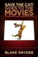 Omslag - Save the Cat! Goes to the Movies