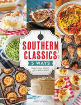 Omslag - Southern Classics Five Ways