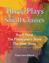 Omslag - Three Plays for Small Classes
