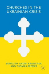 Omslag - Churches in the Ukrainian Crisis 2016