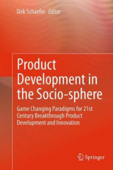 Omslag - Product Development in the Socio-Sphere
