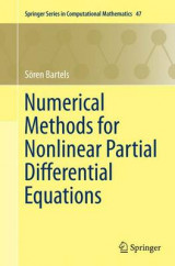 Omslag - Numerical Methods for Nonlinear Partial Differential Equations