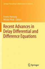 Omslag - Recent Advances in Delay Differential and Difference Equations