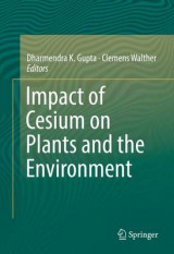 Omslag - Impact of Cesium on Plants and the Environment 2016