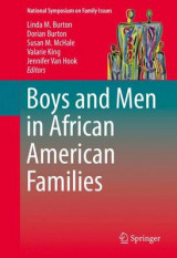 Omslag - Boys and Men in African American Families