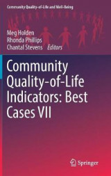 Omslag - Community Quality-of-Life Indicators: Best Cases VII 2017