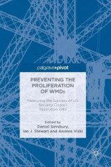 Omslag - Preventing the Proliferation of WMDs
