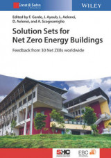 Omslag - Solution Sets for Net Zero Energy Buildings