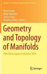 Omslag - Geometry and Topology of Manifolds 2016