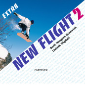 New Flight 2 Extra CD av Berit Haugnes Bromseth (Lydbok-CD)