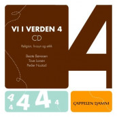 Vi i verden 4 CD av Beate Børresen (Lydbok-CD)