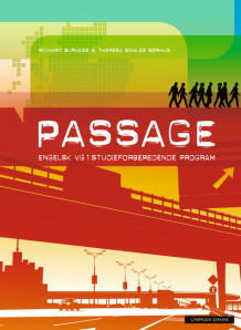 Passage (2009) av Richard Burgess (Heftet)