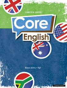 Core English (bok) av Lisbeth M. Brevik (Heftet)