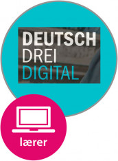 Omslag - Deutsch Drei Digital (lærerlisens)