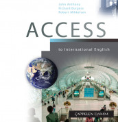 Access to International English (2012) Lærer-CDer av John Anthony, Richard Burgess og Robert Mikkelsen (Lydbok-CD)