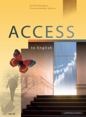 Access to English av Richard Burgess og Theresa Bowles Sørhus (Heftet)