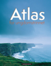 Omslag - Atlas  for ungdomstrinnet
