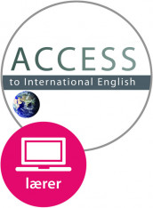 Access to International English (2012) Lærernettsted (Nettsted)
