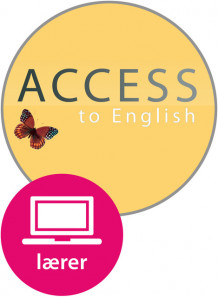 Access to English Lærernettsted av Richard Burgess (Nettsted)