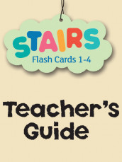 Stairs 1-4 Flash Cards Teacher's Guide av Kristin Morten Johansen (Ukjent)