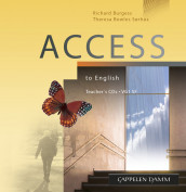 Access to English Teacher's CDs av Richard Burgess og Theresa Bowles Sørhus (Lydbok-CD)