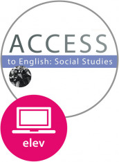 Access to English: Social Studies (2014) Åpent elevnettsted av Richard Burgess (Nettsted)