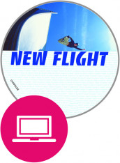 New Flight Digital Fagnettsted av Berit Haugnes Bromseth (Nettsted)
