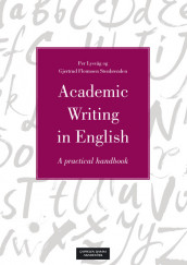 Omslag - Academic Writing in English