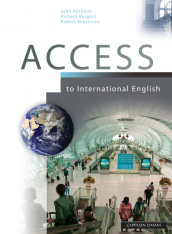 Omslag - Access to International English (2012) Brettbok