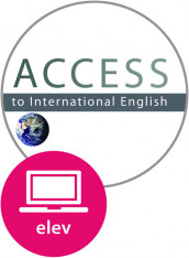 Omslag - Access to International English (2012) Elevnettsted