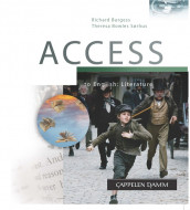 Access to English: Literature Teacher's CDs (2015) av Richard Burgess og Theresa Bowles Sørhus (Lydbok-CD)