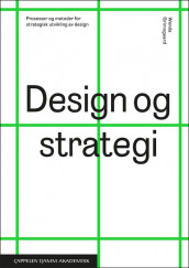 Omslag - Design og strategi