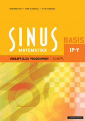 Sinus Basis 1P-Y (2017) av Tore Oldervoll (Heftet)