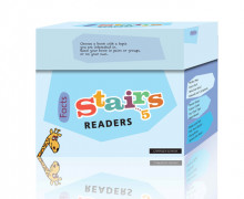Stairs 5 Readers (Pakke)