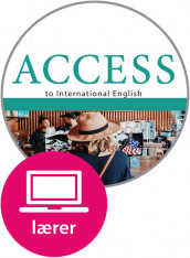 Omslag - Access to International English Lærernettsted (2017)