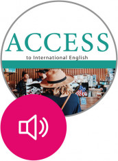 Access to International English Lydnettsted av John Anthony, Richard Burgess og Robert Mikkelsen (Nettsted)