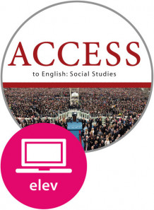 Access to English: Social Studies (2018) Elevnettsted (Nettsted)