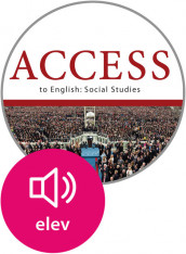 Access to English: Social Studies (2018) Lydnettsted av John Anthony, Richard Burgess og Robert Mikkelsen (Nettsted)