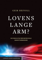 Omslag - Lovens lange arm?