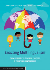 Omslag - Enacting Multilingualism