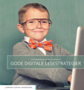 Omslag - Gode digitale lesestrategier
