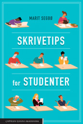Omslag - Skrivetips for studenter