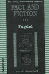 Omslag - Fact and fiction 1C