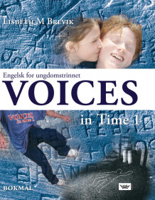 Voices in Time 1 8. klasse Textbook bm av Lisbeth M. Brevik (Innbundet)