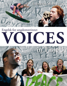 Voices in Time 3 10. klasse Textbook bm av Lisbeth M. Brevik (Innbundet)