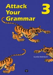 Omslag - Attack Your Grammar 3