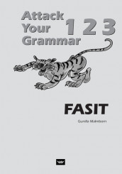 Omslag - Attack your grammar, Fasit 1-3